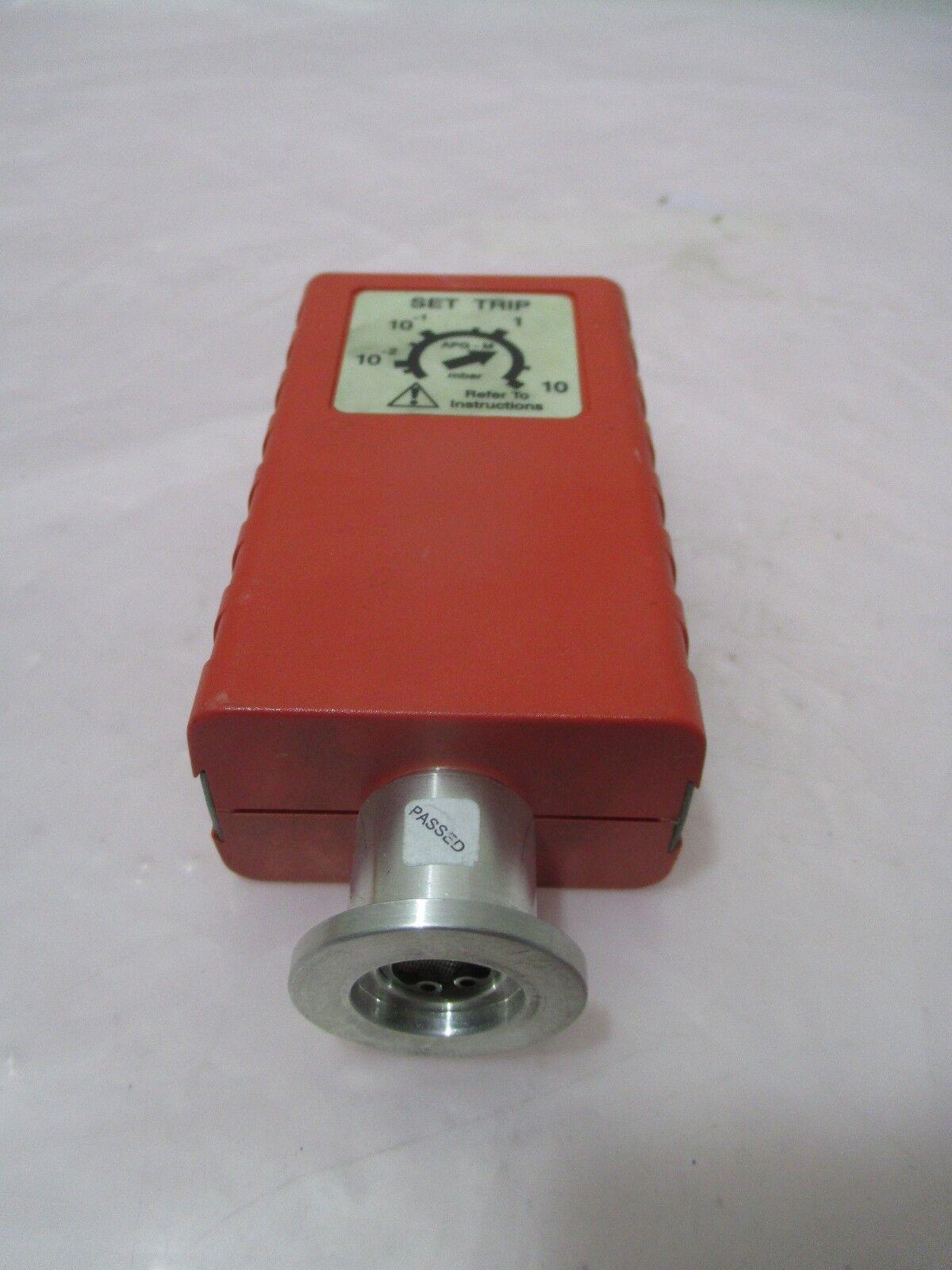 BOC Edwards APG-M-NW16 Active Pirani Gauge, 421210
