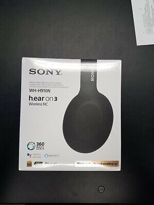 Brand New Sealed Sony WH-H910N h.ear on 3 Bluetooth Noise Canceling Headphones