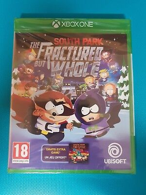 XBOX ONE : South Park The Fractured but Whole ( neuf sous blister )