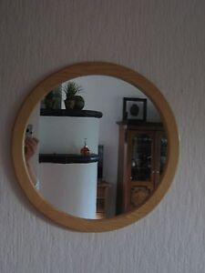 wandspiegel rund m bel wohnen ebay. Black Bedroom Furniture Sets. Home Design Ideas