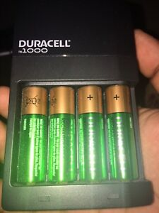 Duracell Battery Charging Kit