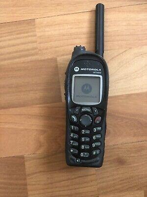 Motorola MTH800 Tetra radio. 380-440 MHz  (RADIO 4 OF 6)