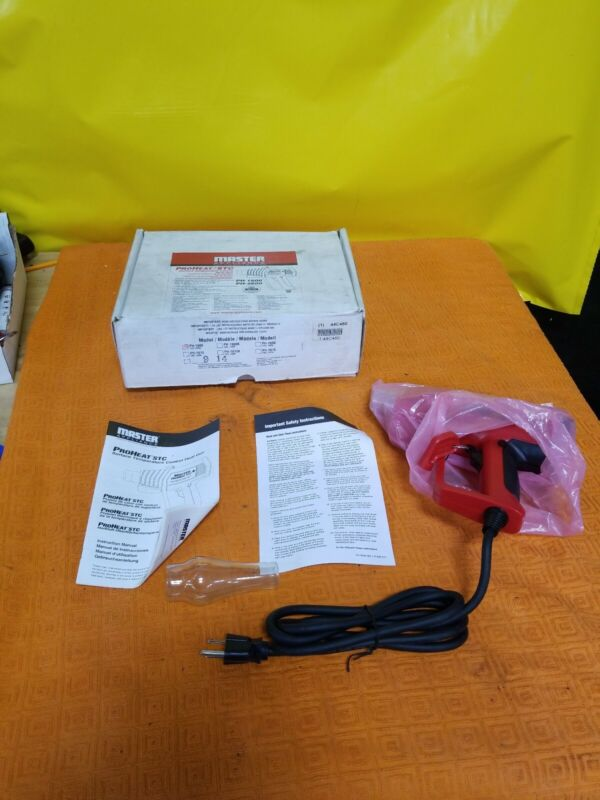 MASTER APPLIANCE PH-1600 11.0-Amp Corded Surface Temperature Heat Gun