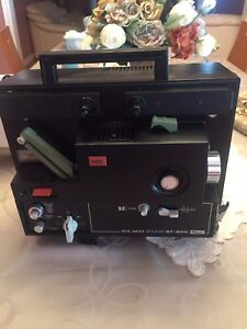 Elmo ST-800 Projector with Camera Super 8 Sound