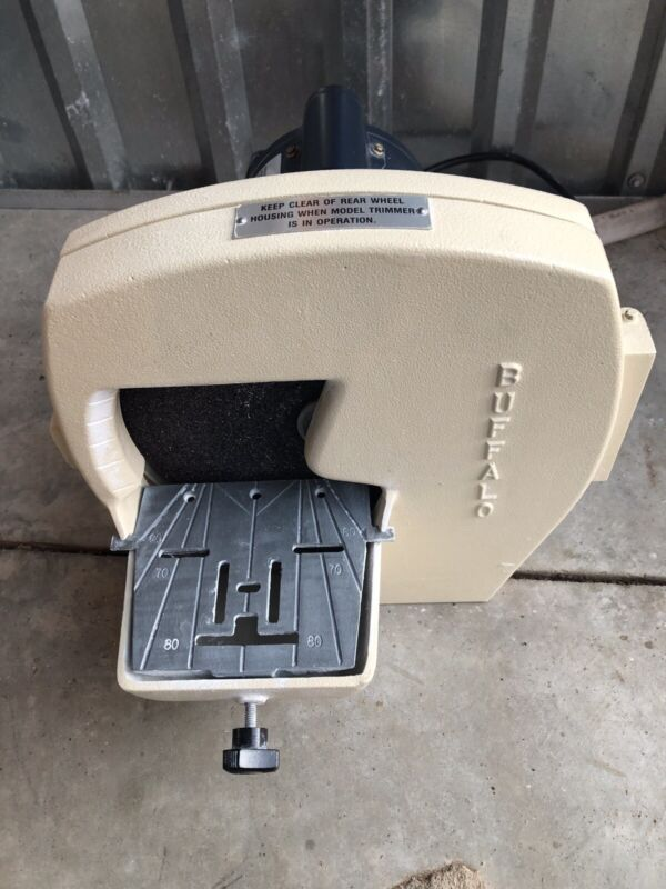 Great Used Buffalo 61790A Dental Lab Trimmer Dentition Model Cutter - Low Price