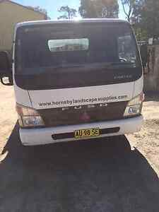 Fuso 3.5T tipper Hornsby Heights Hornsby Area Preview