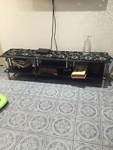 Glass tv Stand Old Guildford Fairfield Area Preview