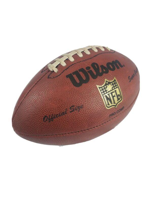 Wilson WTF1795 NFL Super Grip Football