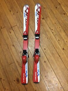 Child's Downhill Skis