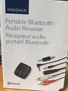 Portable Bluetooth Audio Receiver  adapter