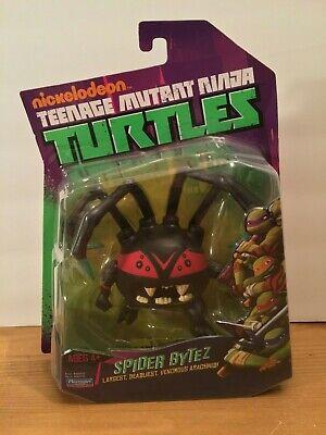 Purple Ninja Turtle Name (Teenage Mutant Ninja Turtles TMNT SPIDER BYTEZ FIGURE *Purple Card 2013*)