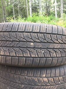 4 225-55-r-17 tires for sale