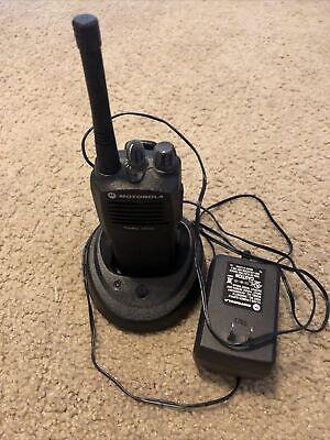 Motorola Cp150 Vhf Radio 146-174 Mhz 4 Channels