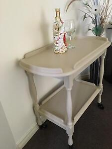 VERY OLD UP CYCLED DRINKS TROLLEY Woodcroft Morphett Vale Area Preview