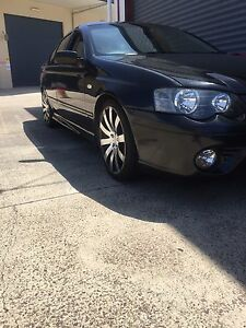 2006 BF MKII XR6 FORD FALCON Nambour Maroochydore Area Preview