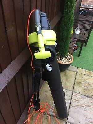 Ryobi Garden Electric Leaf Blower & Vacuum 230V 3000W