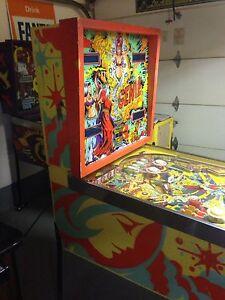 Genie Pinball Machine New Price