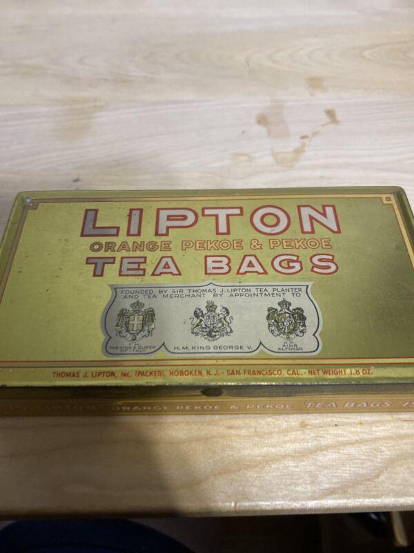 Vintage Collectible Lipton