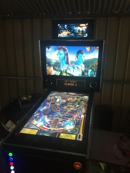 The Ultimate Custom Virtual Pinball Arcade Machine Combo | Other