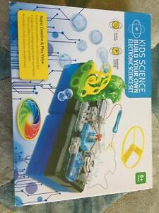 Kids Science BYO electronic science set