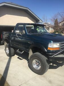 92 Ford Bronco
