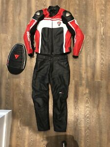 Dainese Ducati Leather Jacket and Pants