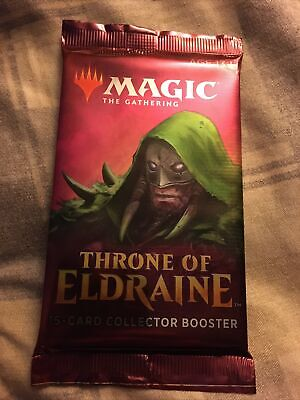 Magic: The Gathering Throne of Eldraine Special Collector Booster Cards