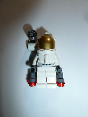 LEGO astronaut with jetpack minifig figure toy spaceman modern space program](Astronaut Jetpack)