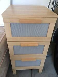 Bedside table Duncraig Joondalup Area Preview