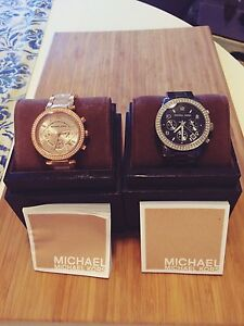 Michael Kors Watches - $400 for both