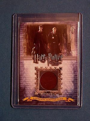 Harry Potter-HBP-Movie-Authentic-Costume Card-Gryffindor Students-Ci1