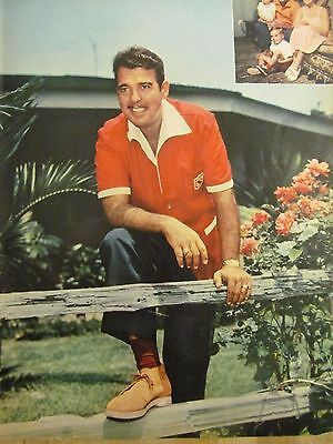 Tennessee Ernie Ford, Full Page Vintage Pinup