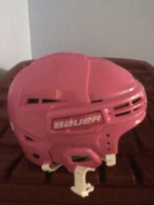 Kid's hockey helmet