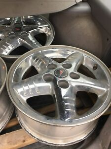 Rims for a Pontiac