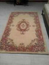 lovely shabby chic rug excellent condition mat lounge room Penrith Penrith Area Preview