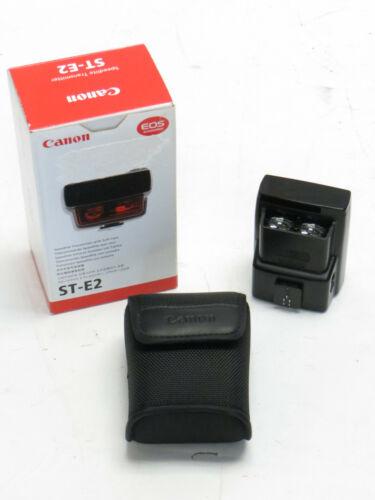 Canon Speedlite Transmitter ST-E2 - Missing red lens