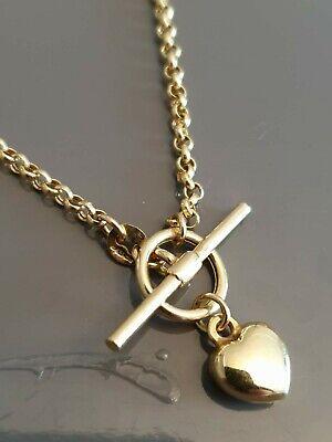 italian 9ct gold belcher chain