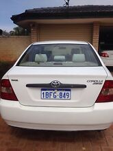 Toyota Corolla 2002 for sale Embleton Bayswater Area Preview