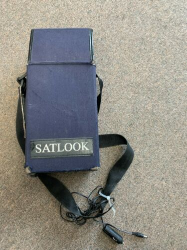 Satlook Mark Iii  Analyser Adjustment Of Satellite Dishes