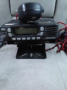 Kenwood vhf Radio