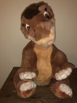 The Land Before Time Little Foot Stuffed Animal - Little Foot Stuffed Animal