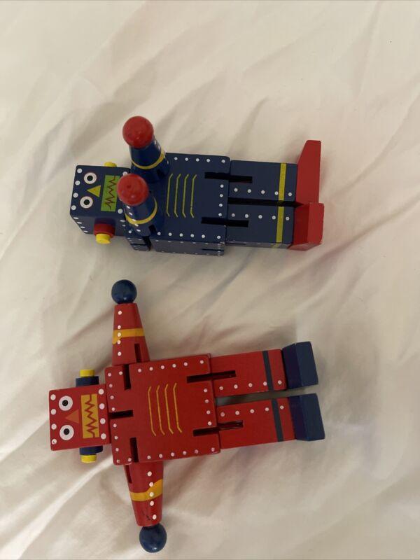 boys stocking stuffers robots great condition