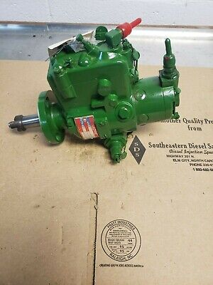 John Deere 4020 Power Shift Diesel Injection Pump Jdb-2719