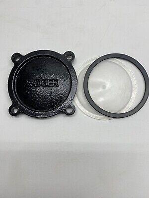 58 X 34 Cast Iron Badger Bottom Plate Kit