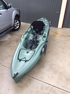 Hobie outback fishing kayak