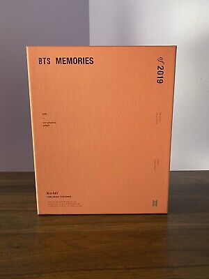 BTS Memories of 2019 Official Blu-Ray [all contents except photocard]