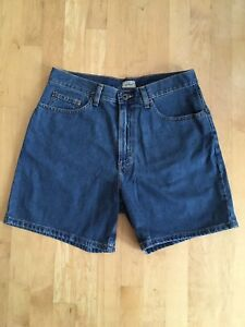 NEW and used L.L.Bean denim shorts $5-$10, now with FREE top!