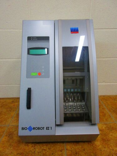 Qiagen DNA Workstation BioRobot EZ1 Nucleic Acid Purification System