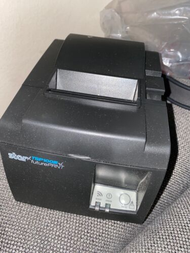 Star Micronics TSP100 TSP143IIIBI Receipt Printer