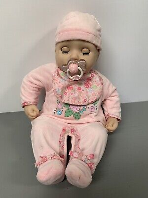 Baby Annabell Doll (Working But Only Includes Dummy No Other Accessories)